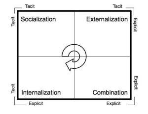Nonaka's Framework